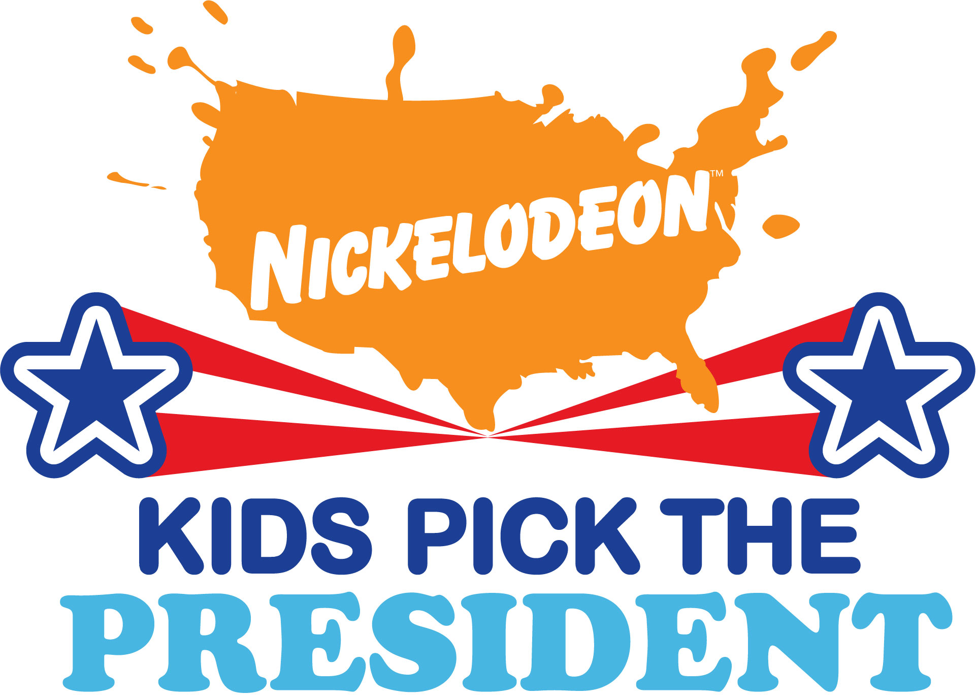 Nickelodeon Vote For President